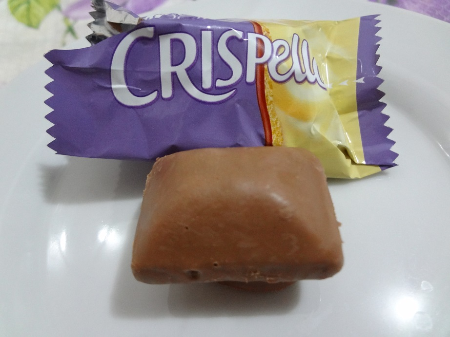 Milka Crispello Vanilla Cream (pacote 150g)