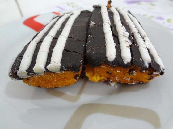 Minix Bolinho De Cenoura com Cobertura de Chocolate - Pullman