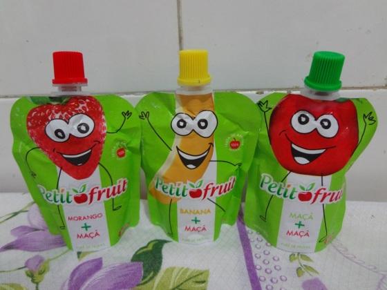Petit Fruit Maçã + Maçã