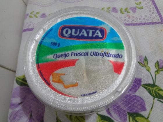 Queijo Frescal Ultrafiltrado - Quatá