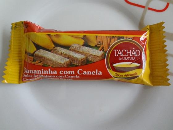 bananinha com canela tachão
