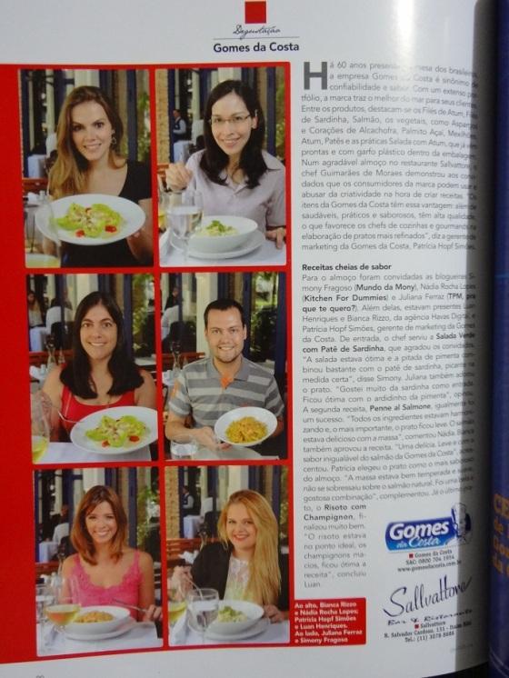 Kitchen For Dummies Go where gastronomia