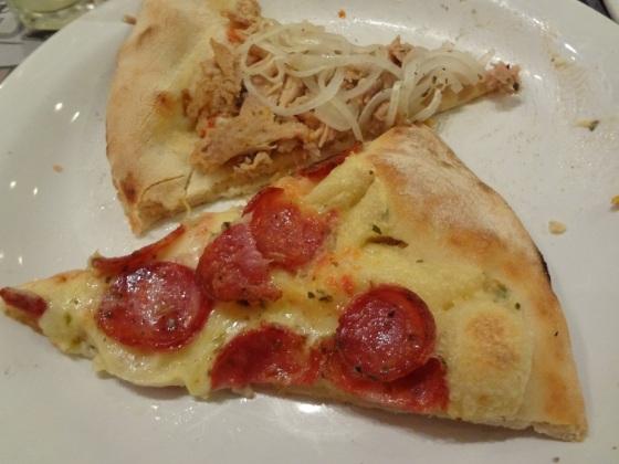 pateo da luz - rodízio de pizza