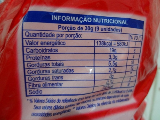 Deliciosos Salgadinhos - Biscoito Salgado Sabor Queijo - Panco