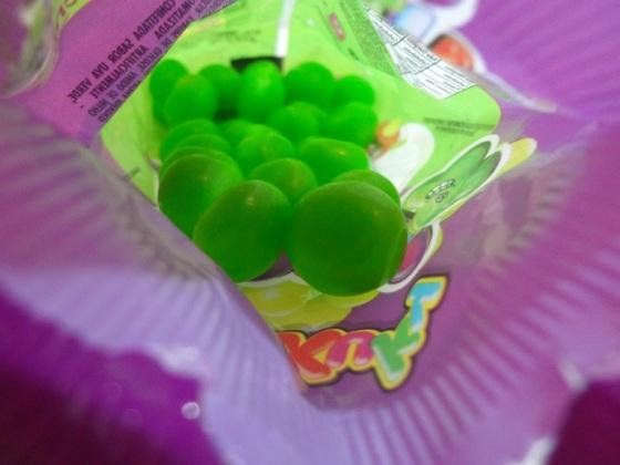 Bolix Uva Verde Kuky