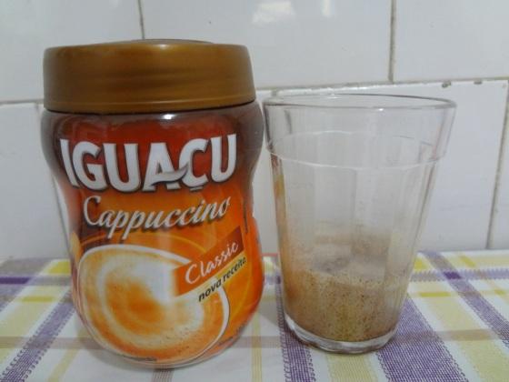 cappuccino classic iguaçú
