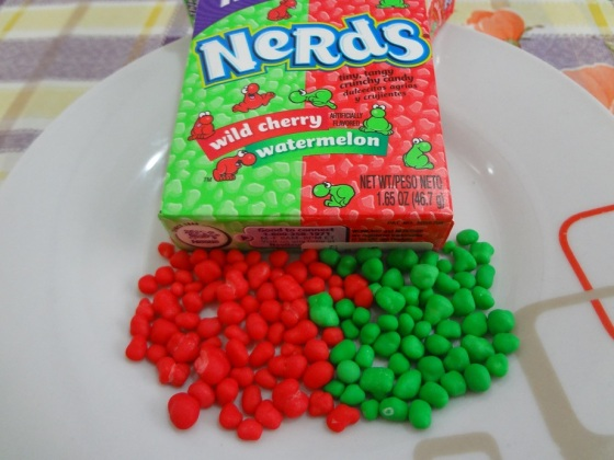 Nerds Wonka Watermelon Cherry