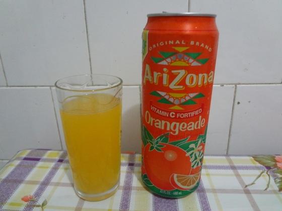 Orangeade Arizona