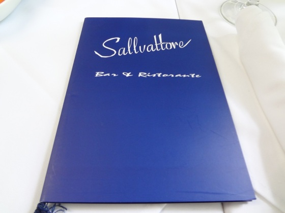 Almoço Gomes da Costa - Sallvattore