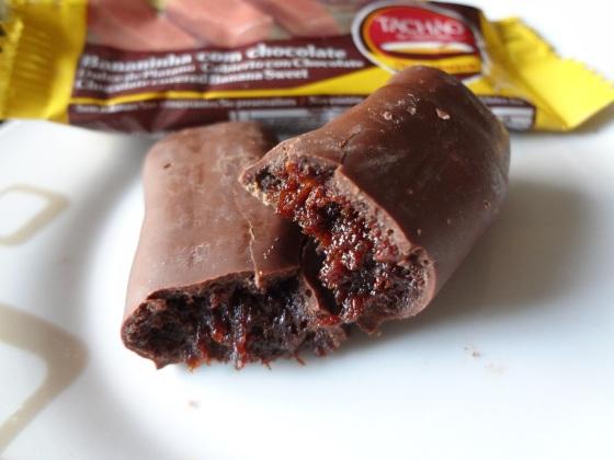 bananinha com chocolate - tachão de ubatuba