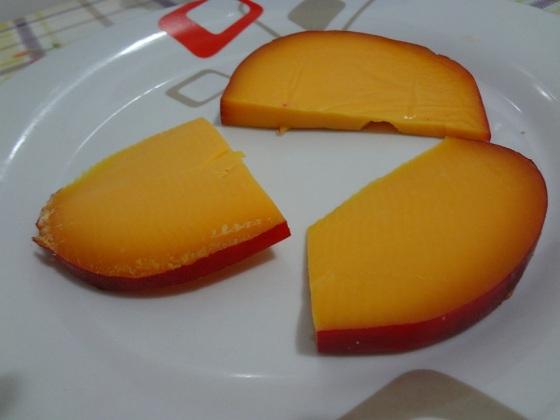 queijo do reino com azeite e orégano