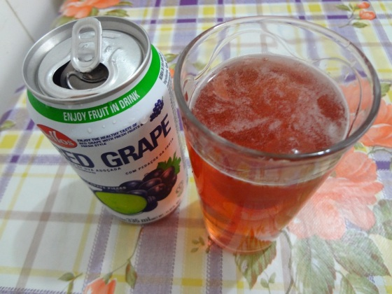 suco de uva red grape