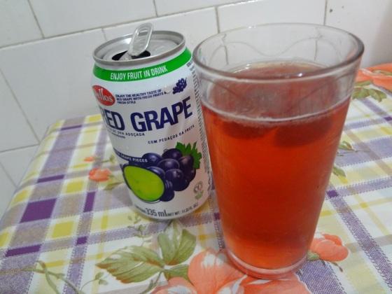 suco de uva red grape