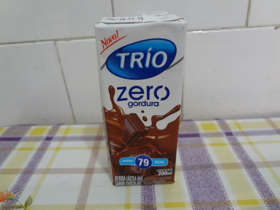achocolatado trio zero