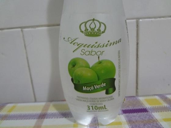 Acquíssima Maçã Verde