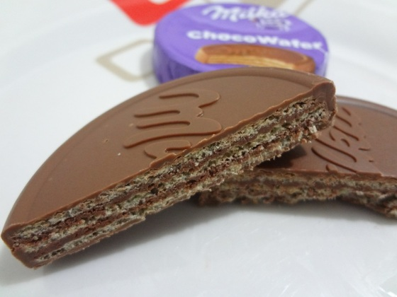 milka chocowafer