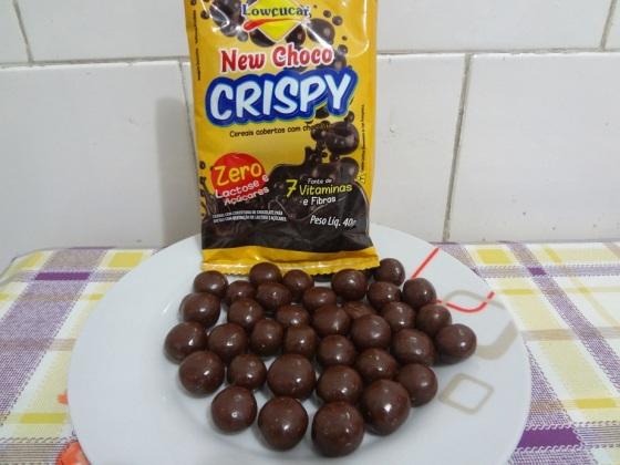 New Choco Crispy Lowçucar