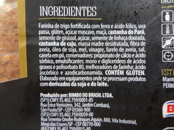nutrella supreme frutas, gãos e castanhas