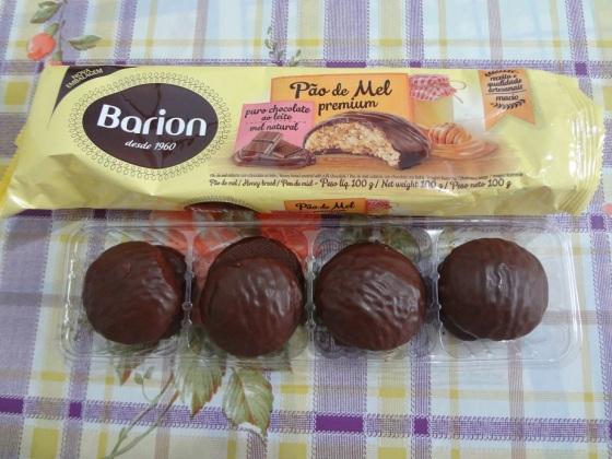 pão de mel barion