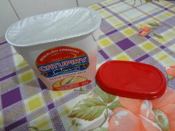 Requeijão Catupiry Tomate Seco