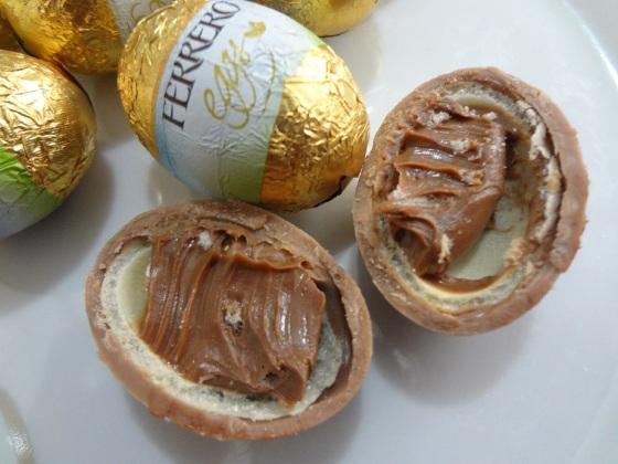 ferrero eggs avelã
