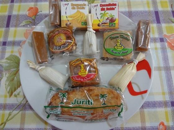 produtos da fazenda