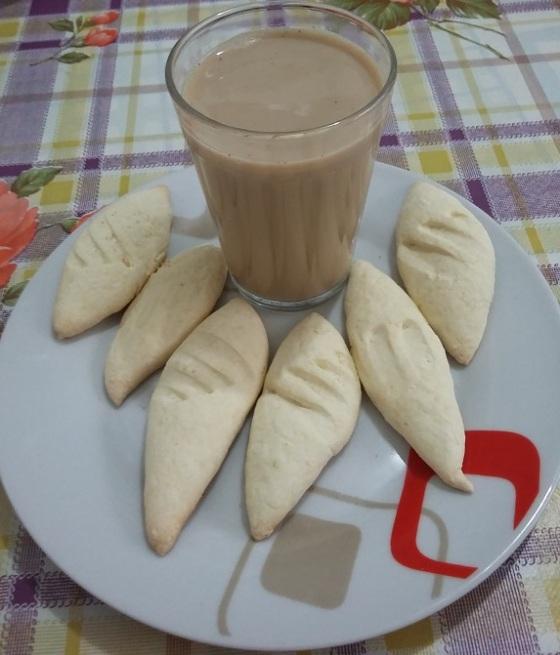 biscoitinhos de tapioca