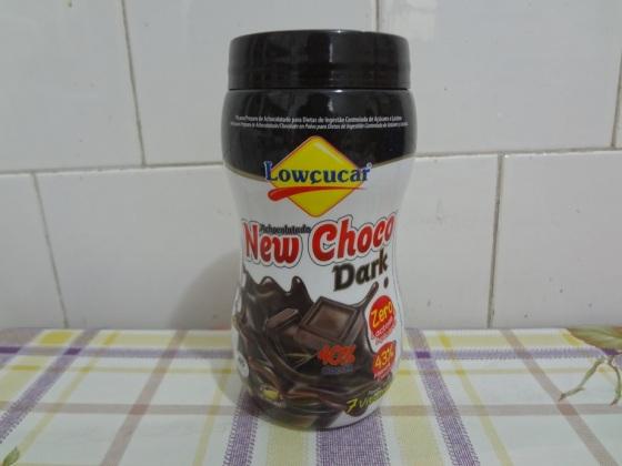 new choco dark lowçucar