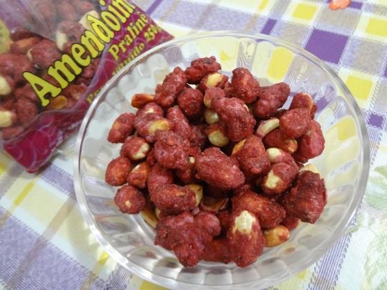 amendoim pralinê vanguarda