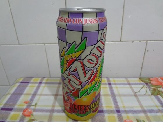 Arizona Half Iced Tea Half Tropical