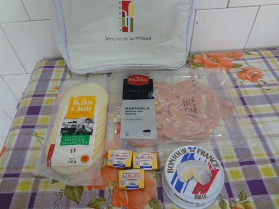 all food importadora
