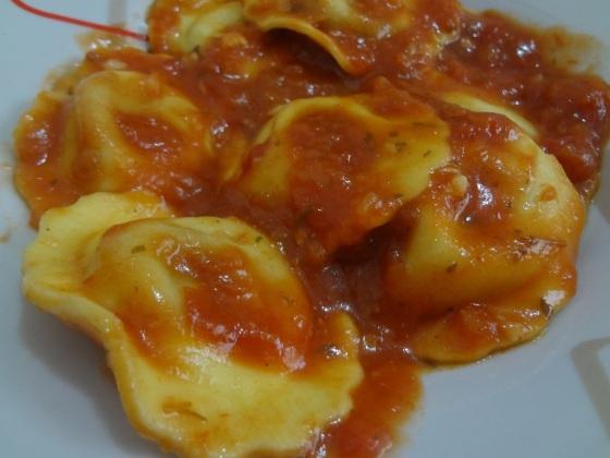 ravioli gorgonzola nozes e castanhas rana