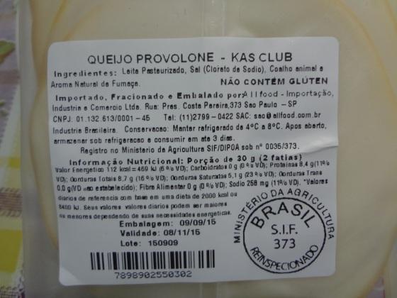 provolone kas club