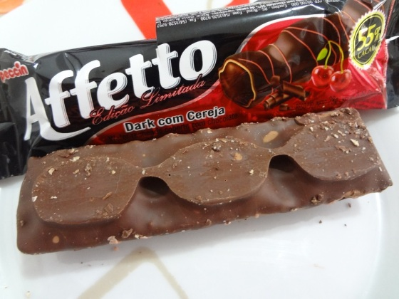 Affetto Dark com Cereja