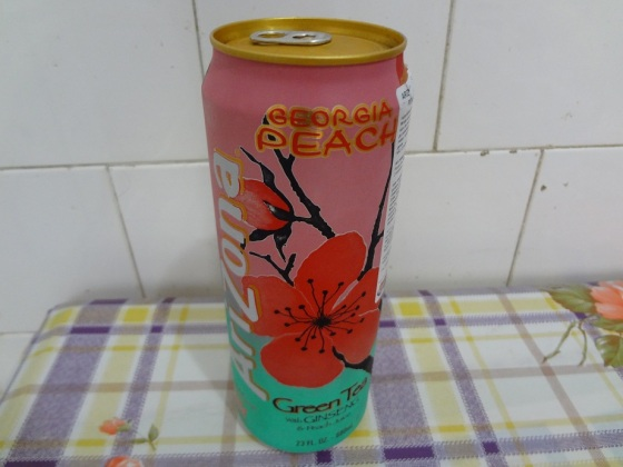 Arizona Georgia Peach Green Tea