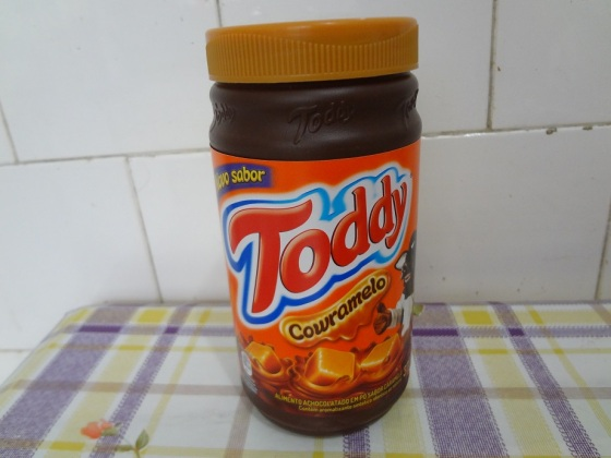 toddy cowramelo