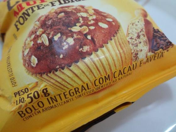 cereale muffin cacau e aveia