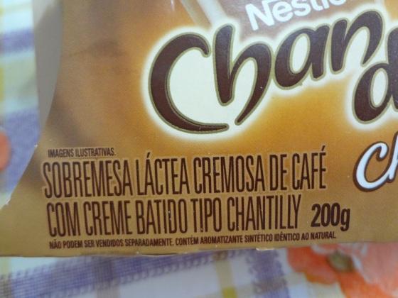 chandelle chantilly café