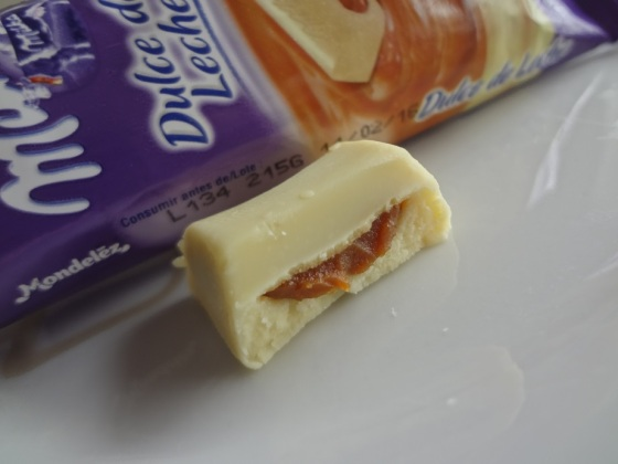 milka dulce de leche