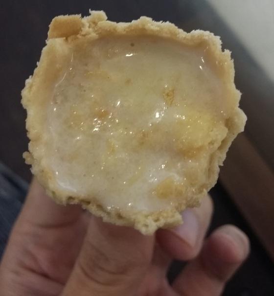 casquinha recheada burger king torta de limão