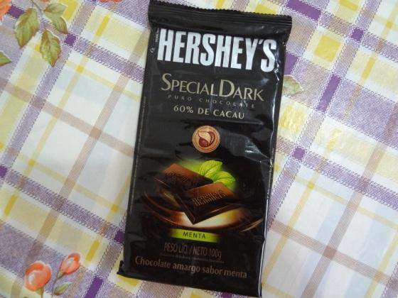 hersheys special dark menta