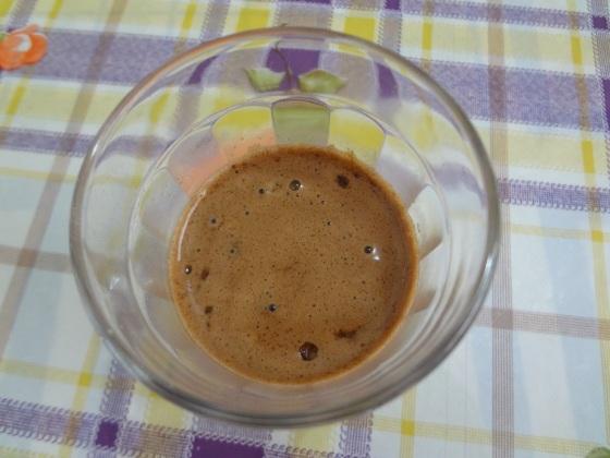 cappuccino 3 corações chocolate
