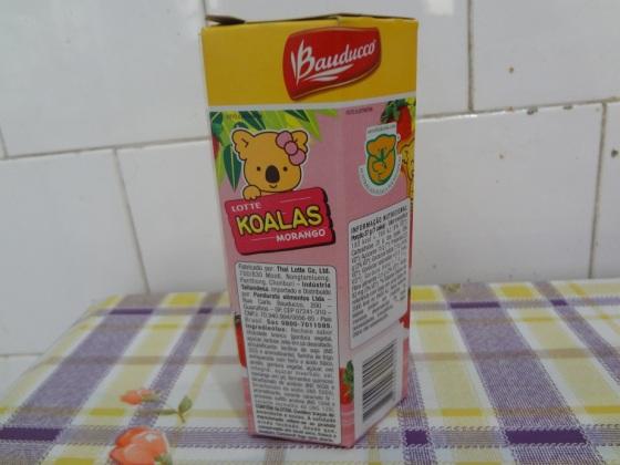 koalas lotte morango