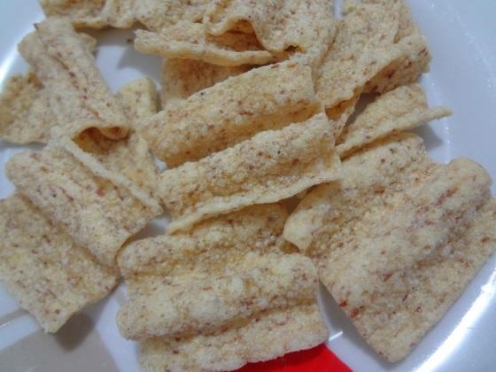 snack multicereal tortinha de maçã