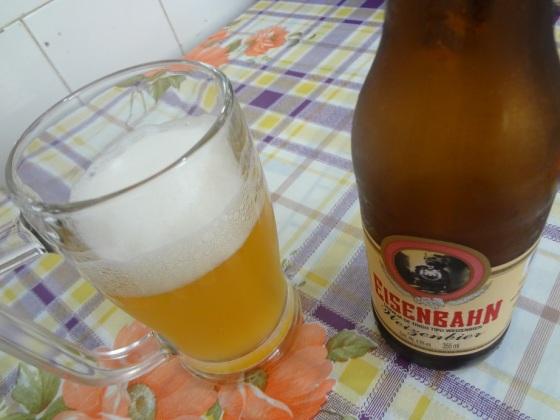 cerveja eisenbahn