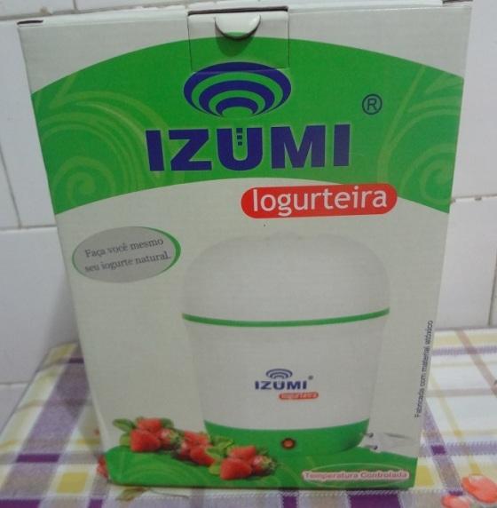 iogurteira izumi