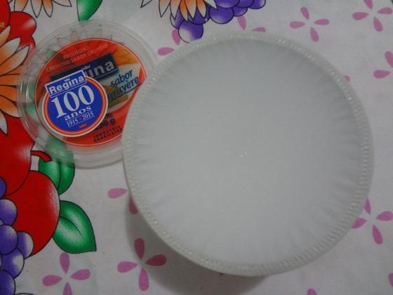 Requeijão cremoso sabor gruyere queijos regina