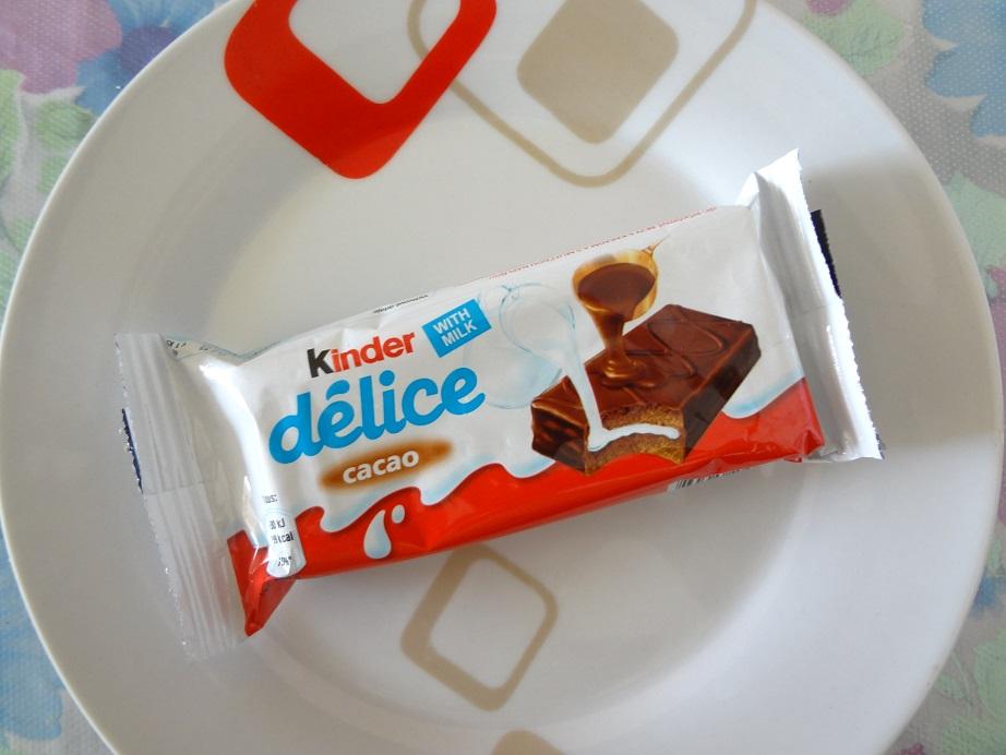 Kinder D 233 Lice Cacao Kitchenfordummies
