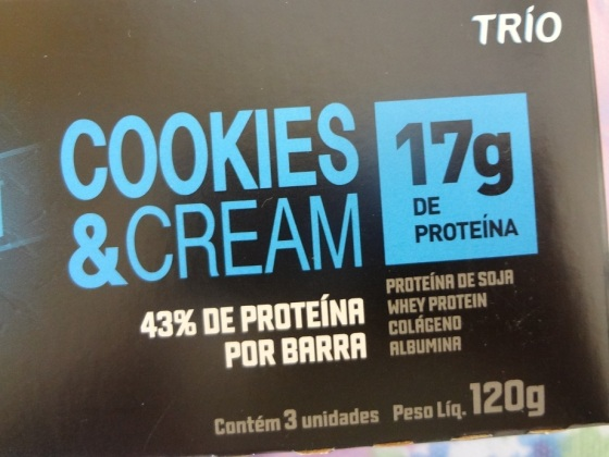 super protein cookies and cream