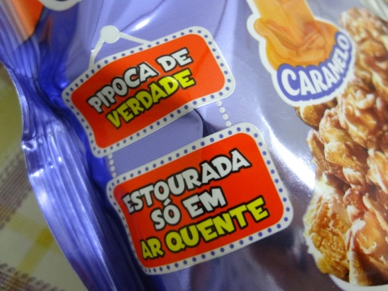 pipoca doce cheetos
